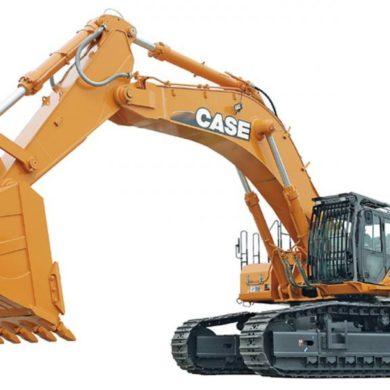 Экскаватор Case CX800B в лизинг